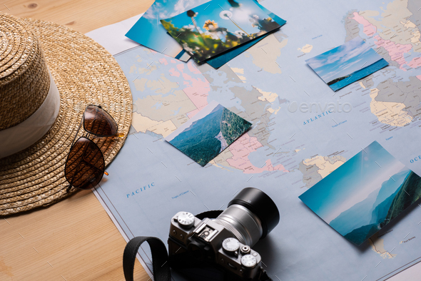 Places for travel - Stock Photo - Images