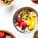 Yogurt with varieties fruits and Granola - PhotoDune Item for Sale
