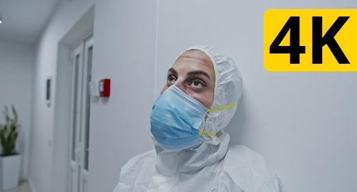 Doctors COVID-19 | 4K Footage