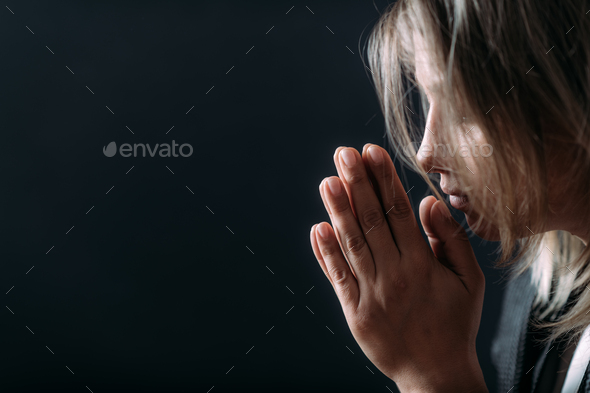 Anxious Female suffering from PTSD after Covid19 isolation lockdown. - Stock Photo - Images