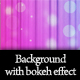 Background with bokeh effect - GraphicRiver Item for Sale