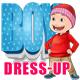 Boy dress up