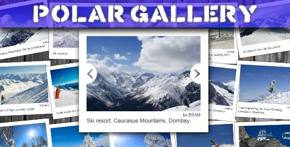 Polar Gallery - CodeCanyon Item for Sale