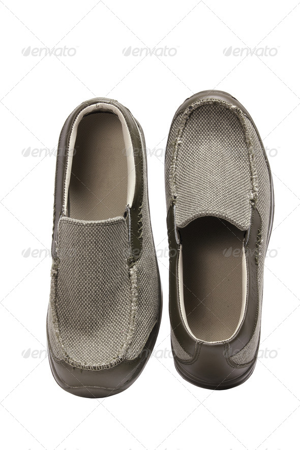 Men's Shoes - Stock Photo - Images