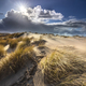 sunlight over sand dunes in summer - PhotoDune Item for Sale