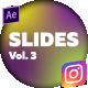 Instagram Stories Slides Vol. 3 - VideoHive Item for Sale