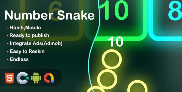 Number Snake (Construct 3 + HTML + Mobile) }}