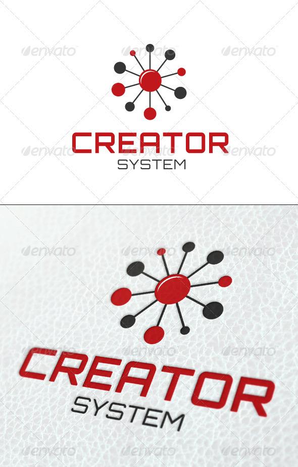 Creator System - Symbols Logo Templates