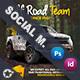 Off Road Social Media Templates