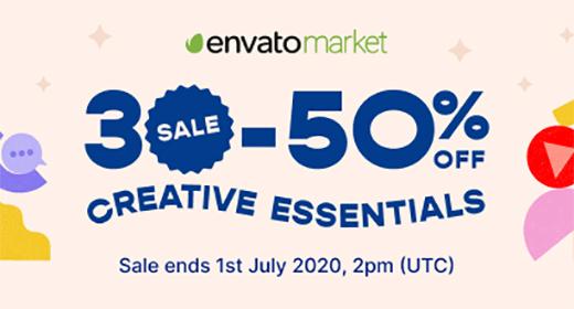 Envato's Mid Year Sale 2020
