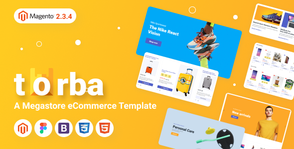 Torba Magento Theme – Wholesale Website Design for Marketplace and Retail