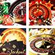Casino Night Instagram Banners