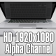 3D Transparent Laptop 3 - VideoHive Item for Sale