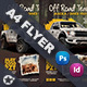 Off Road Flyer Templates