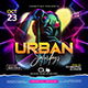 Urban Saturdays Flyer