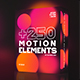 Motion Elements Creator - VideoHive Item for Sale