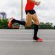runner in black compression socks - PhotoDune Item for Sale