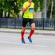 man runner athlete in compression socks - PhotoDune Item for Sale