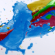 Liquid Paint Splash Logo 2 - VideoHive Item for Sale