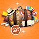 Weekend Travel Social Media Stories - VideoHive Item for Sale