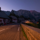 A village in the mountain at dusk - PhotoDune Item for Sale
