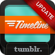 Timeline - Premium Tumblr Theme Nulled