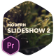 Modern Slideshow 2 For Premiere Pro - VideoHive Item for Sale
