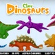 Dinosaurs in Clay - VideoHive Item for Sale
