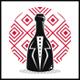Elegant Wine Bottle Logo Template