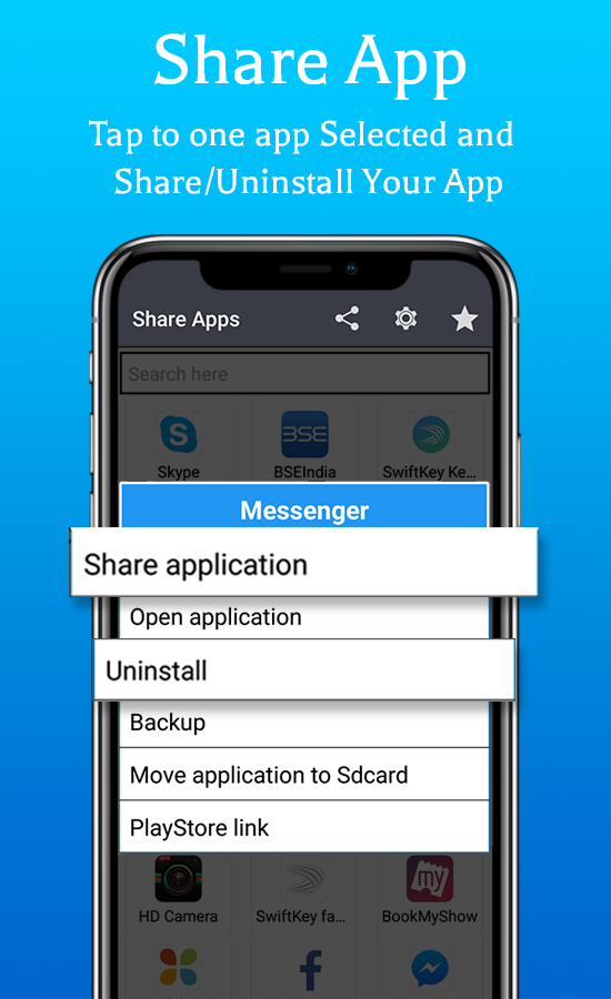 android shared apk