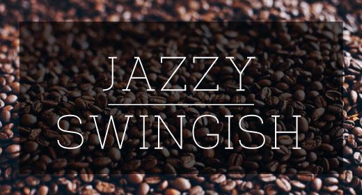 Jazzy-Swingish