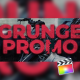 Grunge Neon Promo - VideoHive Item for Sale