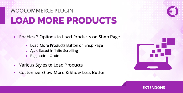 Download WooCommerce Load More Products Plugin – Infinite Scrolling Free Nulled