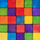 Colorful cubes background - PhotoDune Item for Sale