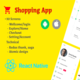 Shopping Cart Template | React Native