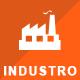 Industro - Factory & Industrial Joomla Template