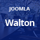 Wolton - Business & Corporate Joomla Template