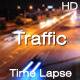 Traffic on the road,Time Lapse - VideoHive Item for Sale