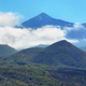 Far view of Teide volcano from Masca road in Tenerife island, Spain - PhotoDune Item for Sale