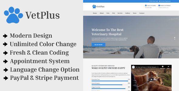 Download VetPlus – Online Pet Doctor (Vet) Appointment Management Free Nulled