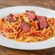 Steak linguine pasta - PhotoDune Item for Sale