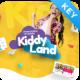 Kiddyland Fun Education Keynote Presentation Template