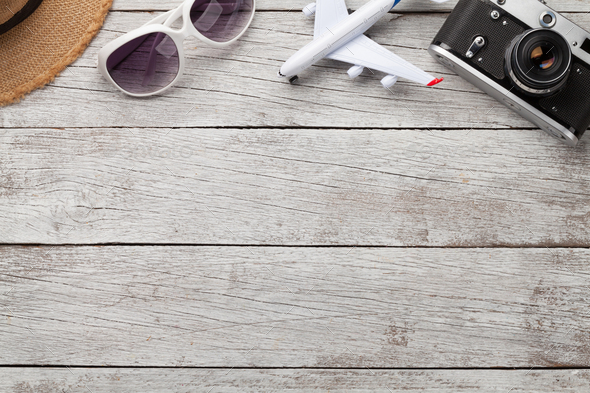 Travel concept backdrop - Stock Photo - Images