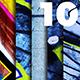 Grunge Urban Art Vertical Backgrounds