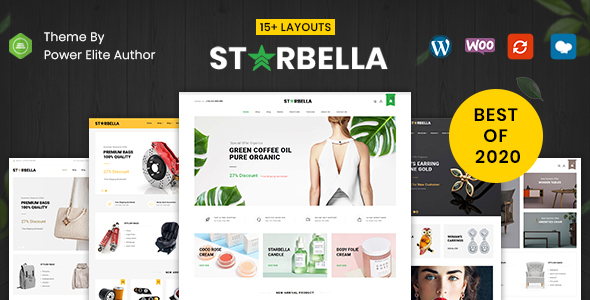 Fabulous StarBella - Multipurpose WooCommerce Theme