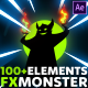FXMONSTER - 100 Flash FX - VideoHive Item for Sale
