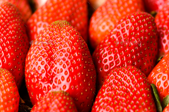 Strawberries - Stock Photo - Images