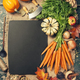 Healthy food cooking background, top view, copy space - PhotoDune Item for Sale
