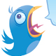 Shouting Bluebird - GraphicRiver Item for Sale