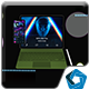 Neon Phone & Tablet Pro Mockup